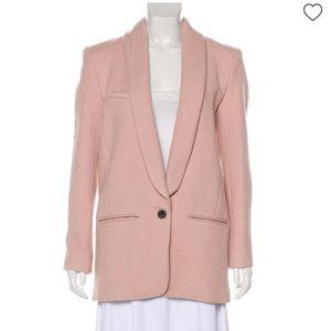 EUC Isabel Marant linen wool Gabardine Jacket